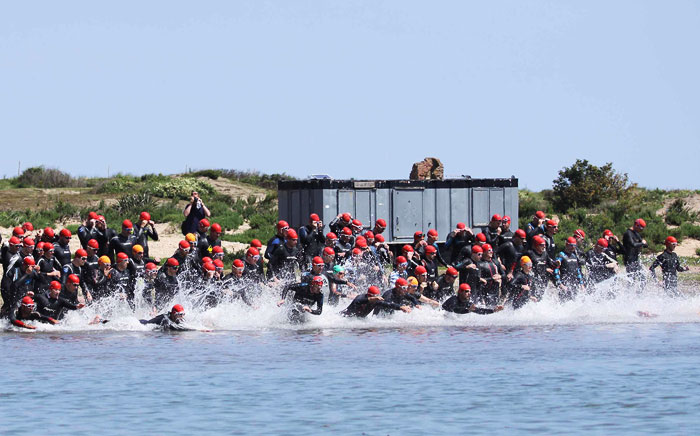 Race start 2014