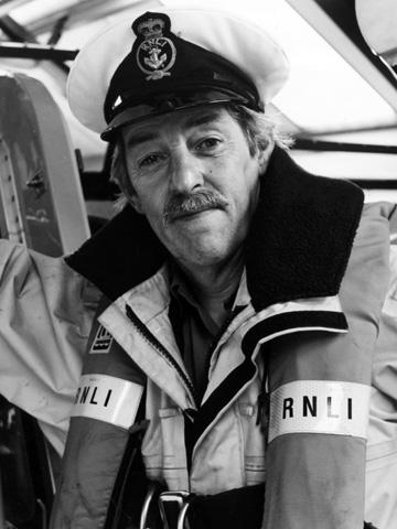 Graham Walker, Coxswain Wells Lifeboat 1989-1997