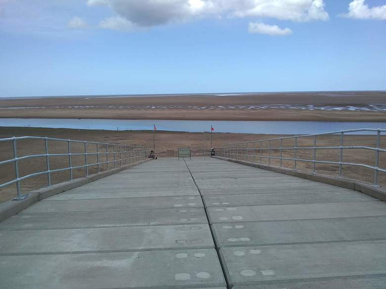 ALB ramp finished at the end of phase 1
