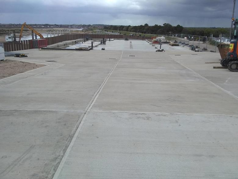 Side cleared at the end of phase 1