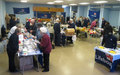 Wells Guild Xmas Bazaar at the Maltings, November 2014