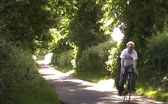 East West Bike Ride - right across Norfolk on a sunny day
