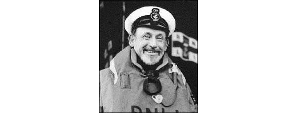 Coxswain A T Jordan, 1931-2016