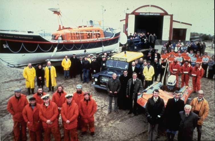 The original Rescue Team poster, 1979